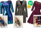 Sukienki na imprez� od Sugarfree - gotowe propozycje stylizacji w 3 ods�onach
