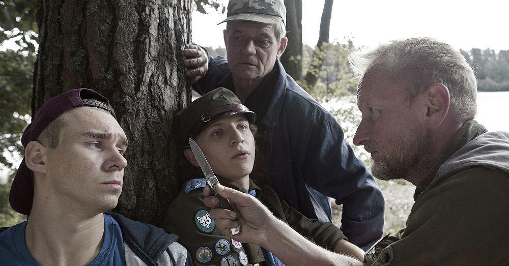 'Czuwaj', reż. Robert Gliński / Monolith Films