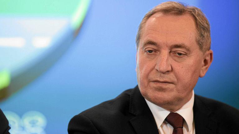 Szef Komitetu Stałego Rady Ministrów Henryk Kowalczyk