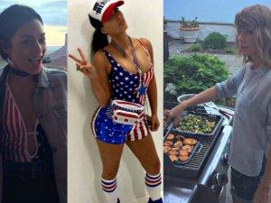 Vanessa Hudgens, Kim Kardashian, Taylor Swift