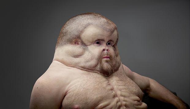 Tak wyglądaliby ludzie, gdyby ewoluowali, by przeżyć wypadki drogowe