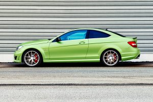 Mercedes C 63 AMG Coupe Legacy Edition | Na po�egnanie