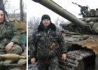 Ukrai�ski czo�gista oszcz�dzi� �ycie rosyjskiemu �o�nierzowi. I napisa� list do jego matki