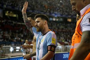 EL. MŚ 2018. Lionel Messi może zostać zawieszony. Obraził sędziego podczas meczu z Chile