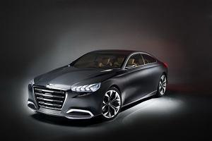 Salon Detroit 2013 | Hyundai HCD-14 Genesis