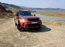 Land Rover Discovery | Pierwsza jazda | Marka zobowiązuje