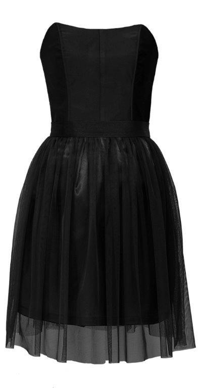 76612dc55116cc Zdjęcie numer 11 w galerii - Gorsetowe sukienki: idealne na wesele lub  randkę