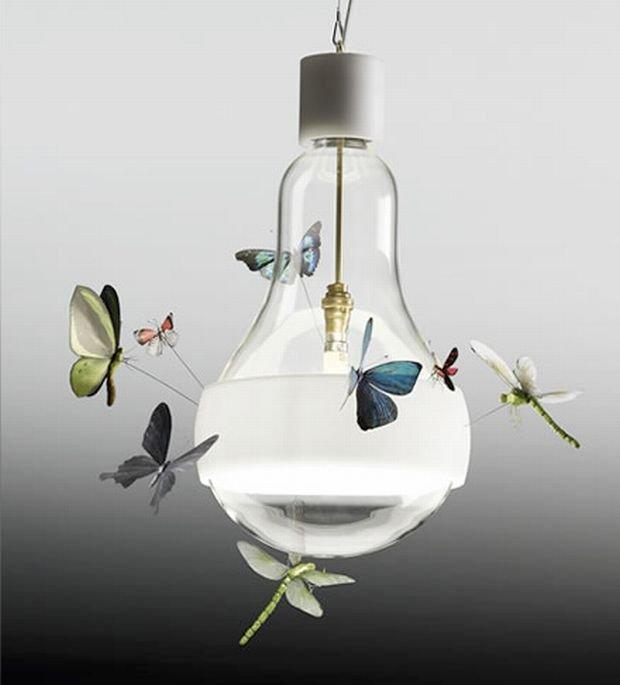 Lampa J.B. Schmetterling
