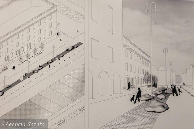 Zdjęcie numer 3 w galerii - Rozstrzygnięto konkurs. Jak będzie wyglądał nowy Rynek w Opolu? [NAJLEPSZE PROJEKTY]