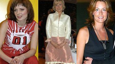 Te gwiazdy z pewnością kiedyś nie korzystały z usług stylistów. Aż trudno nam uwierzyć, że mogły się tak ubrać. Zdajemy sobie sprawę z tego, że moda 10 lat temu była inna niż dziś, jednak im daleko było do ikon mody. Zobaczcie, jak się kiedyś ubierali i jak spektakularne metamorfozy przeszli.<span></span>Halina Mlynkova, Agata Młynarska, Małgorzata Rozenek