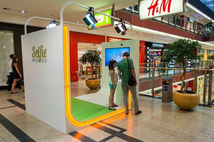Nowe Sklepy Selfie Box Plac Zabaw Na 10 Lecie Galerii Krakowskiej