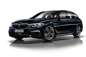 BMW M550d xDrive   Rekordowy silnik Diesla