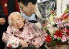 Japonia. Zmar�a najstarsza osoba �wiata. W marcu sko�czy�a 117 lat