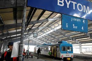 Wyd�u�y si� czas przejazdu poci�g�w na trasie Katowice - Gliwice