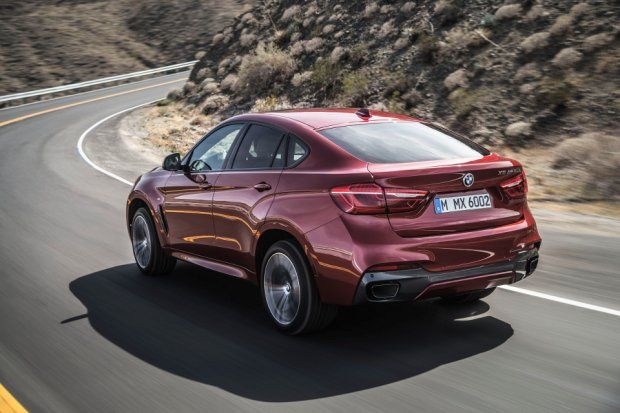 Nowe BMW X6 | Druga generacja Sports Activity Coupe