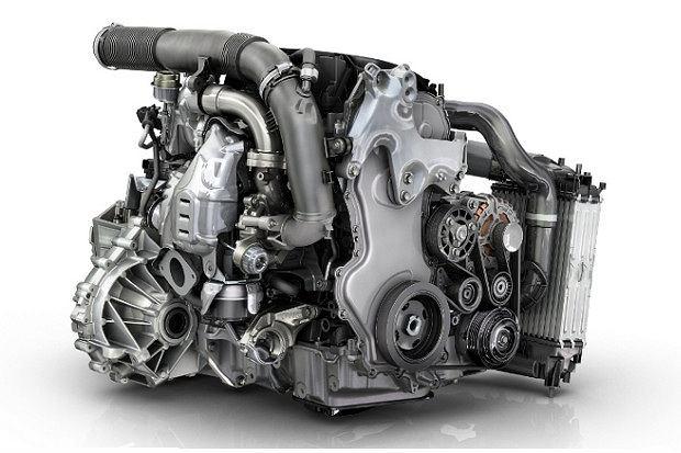 Silnik 1.6 Energy dCi 160 Twin Turbo