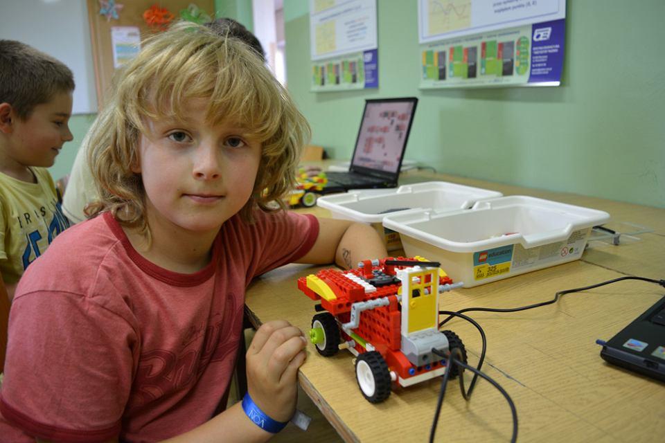 Wkrótce Otwarcie Akademii Robotyki Lego Raj Dla Dzieciaków
