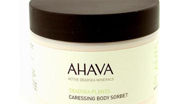 Ahava: delikatny sorbet do ciała
