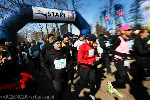 Krakowski P�maraton Marzanny