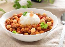 Curry z cieciorki - ugotuj