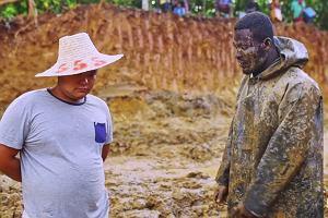 Ghana: Pragnienie złota