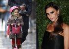 """Harper Beckham bez w�tpienia idzie w �lady mamy. Victoria chwali si� fanom: """"Zabawa w przebieranki"""". Urocze!"""