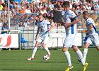 Piłkarze Wigier Suwałki trenują przed debiutem w I lidze