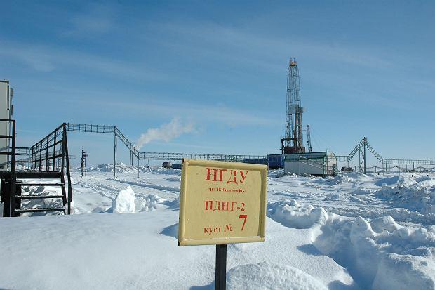 """Syberyjski mróz """"bestia ze Wschodu"""" wspiera Gazprom"""