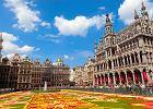 Belgia. Wielki Plac w Brukseli
