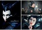 Maleficent, czyli Angelina Jolie w roli mrocznej pi�kno�ci. Zobaczcie jak wygl�daj� makija�e z filmu i kosmetyki inspirowane postaci� czarownicy