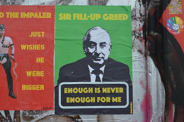 Sir Philip Green nie jest postacią powszechnie lubianą
