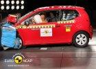 Volkswagen Up ( fot. Euro NCAP) - Zdjęcia