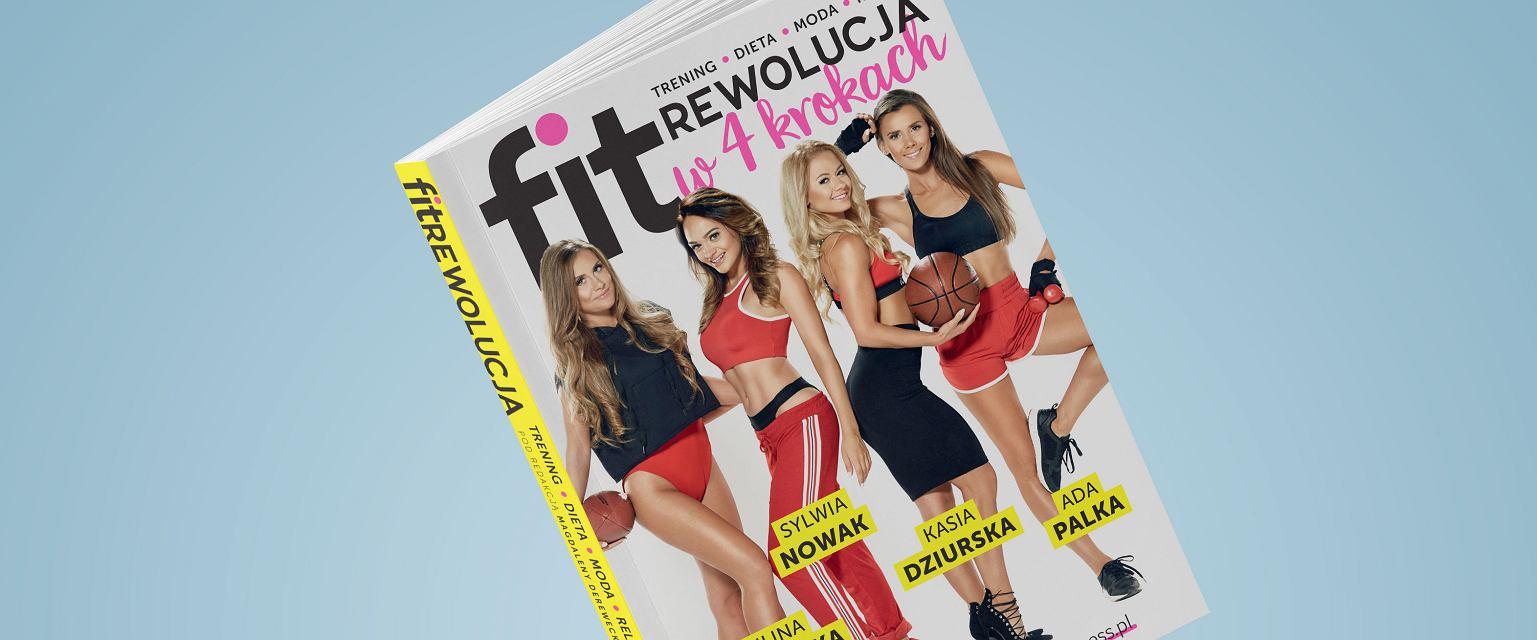 FitRewolucja w 4 krokach - wyjątkowy poradnik fitness już w sprzedaży!