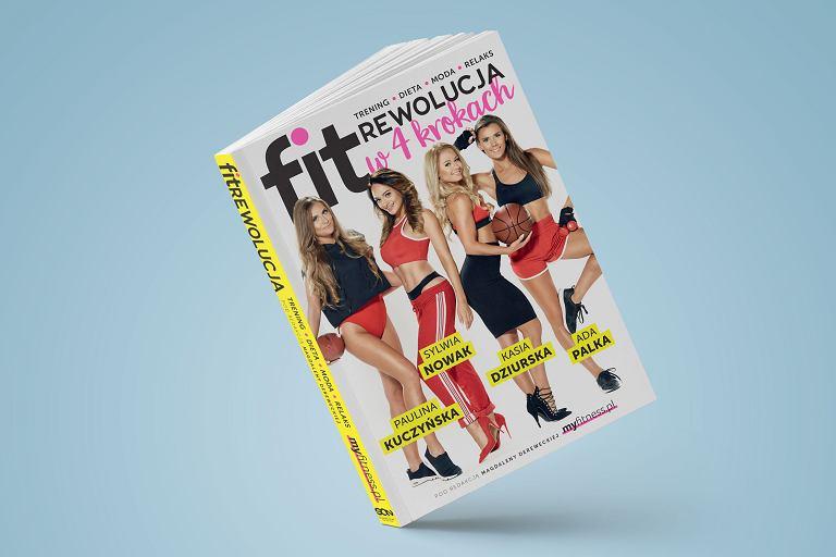 FitRewolucja w 4 krokach, poradnik fitness, w którym 4 gwiazdy dzielą się sposobami na szczupłe i zdrowe ciało, myfitness.pl