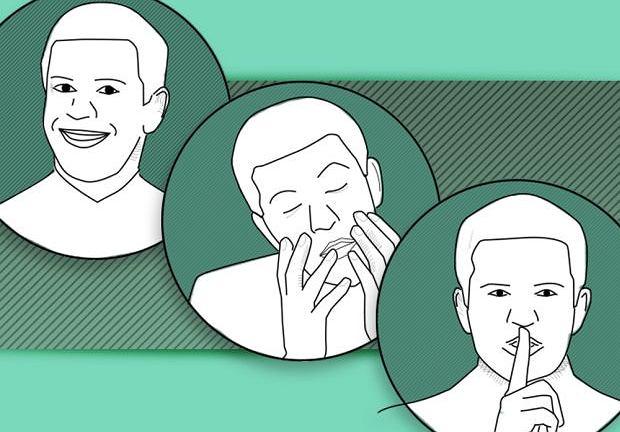 Na wesoło, na smutno, na luzie: mężczyźni mają różne strategie przetrwania, gdy zaatakują wirusy. Z niektórymi naprawdę trudno wytrzymać