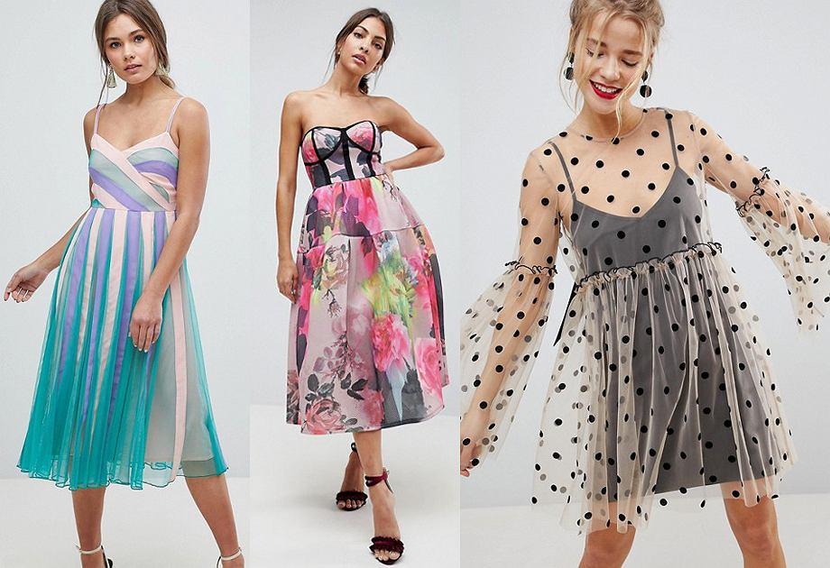 Sukienki Asos