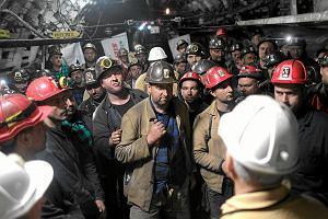 Koniec protestu w kopalni? Trudne rozmowy, cho� jest szansa na porozumienie