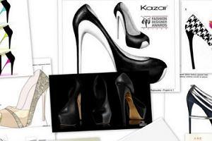 KAZAR Design Projekt, czyli  wariacja na temat kobiecego czółenka