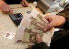 Tania ropa podtapia rosyjskiego rubla