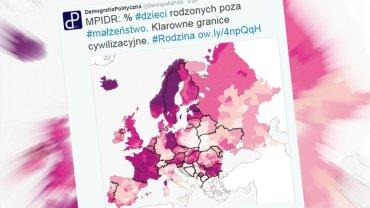 Ta mapa ma ma�o wsp�lnego z histori� Polski. Ale czy na pewno?