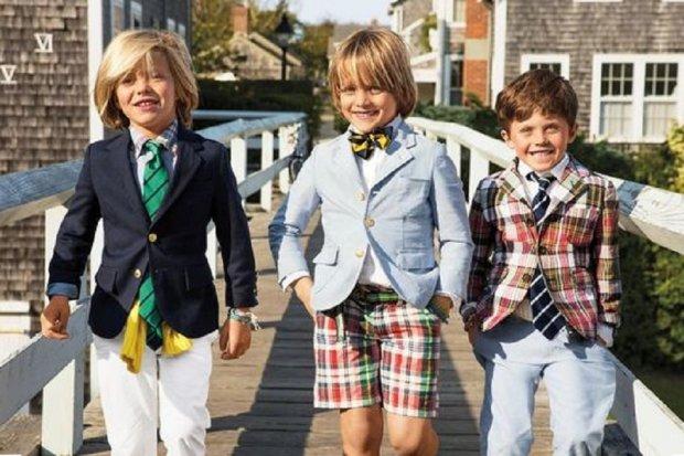 Mały elegant - stylizacje dla chłopców na specjalne okazje