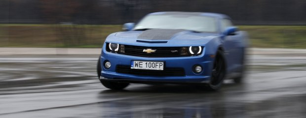 Chevrolet Camaro Hot Wheels Edition | Test | Powrót do korzeni