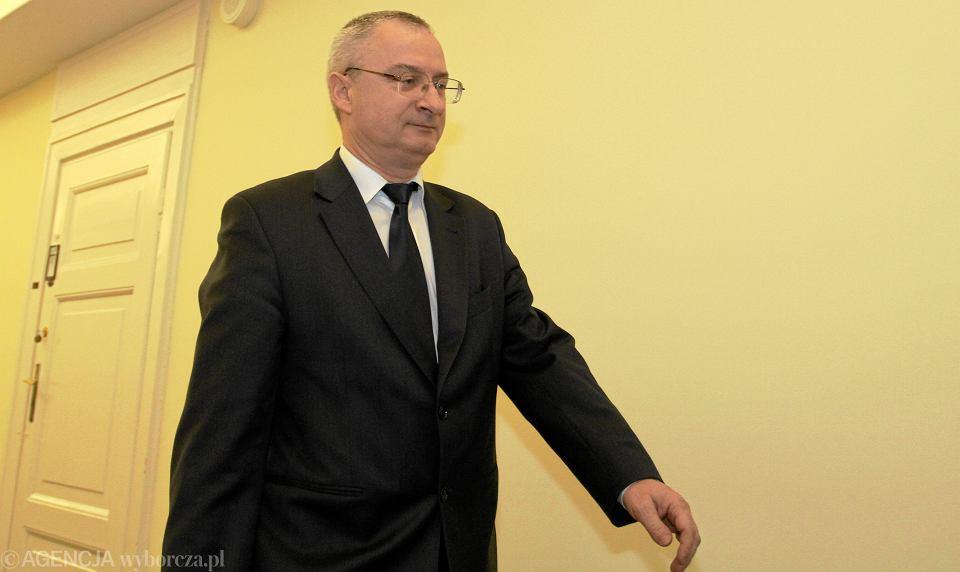 Krzysztof Bondaryk, były szef ABW