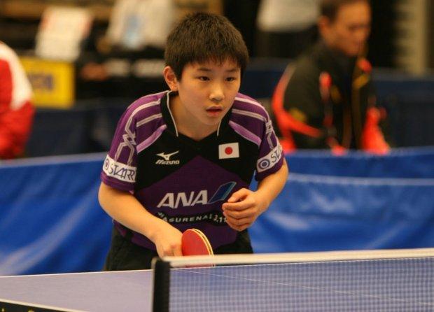beaf9ee02ae 13-latek z Japonii rozbija faworytów na mistrzostwach świata w tenisie  stołowym!