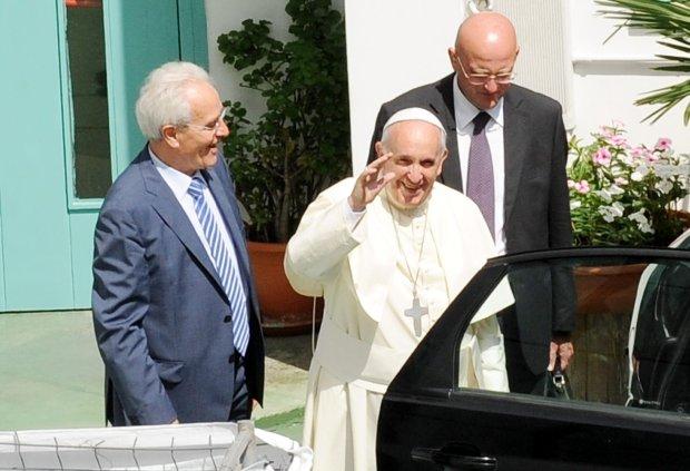 Papie� Franciszek obiera kurs na Azj�: odwiedzi Kore� Po�udniow�, Sri Lank� i Filipiny
