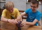 Dwóch polskich nastolatków bada kosmos. Mali ojcowie misji kosmicznej
