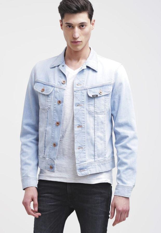 78f509001b55e Zdjęcie numer 3 w galerii - Męskie kurtki dżinsowe: wielki powrót