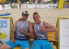 Siatkarze plażowi Czarnych Radom na podium Obłędnej Plaży