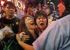 Starcia w Hongkongu nie ustaj�, ale policja jest silniejsza. Masowe aresztowania, media donosz� o 170 rannych