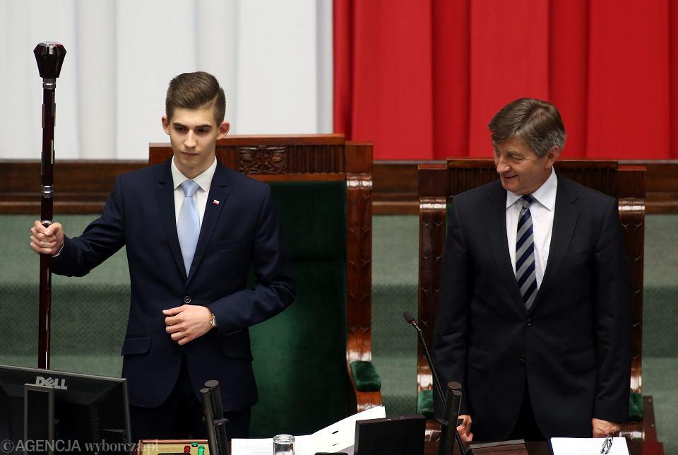 Posiedzenie Sejmu Dzieci i Młodzieży, 1 czerwca 2016 r.